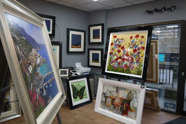 Retail premises for sale in Art Galleries & Craft HD9, West Yorkshire