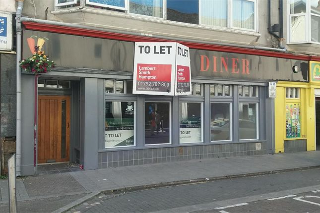 Thumbnail Retail premises to let in Unit 1, 17-21 Cowell Street, Cowell Street, Llanelli, Carmarthenshire