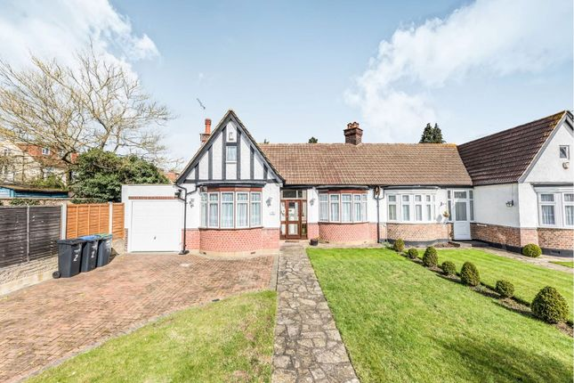 Thumbnail Bungalow for sale in Ash Grove, Enfield