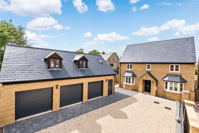 Thumbnail Detached house for sale in Chapel Close, South Petherton, Somerset