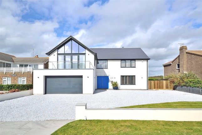Thumbnail Detached house for sale in 24 Coastal Road, East Preston, West Sussex