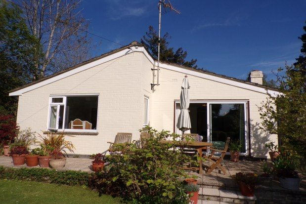 Thumbnail Bungalow to rent in Collyers Road, Brockenhurst