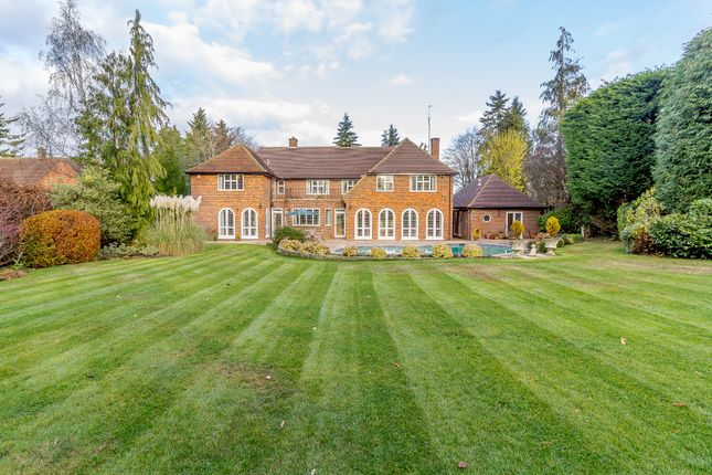 Thumbnail Detached house for sale in Doggetts Wood Lane, Chalfont St. Giles