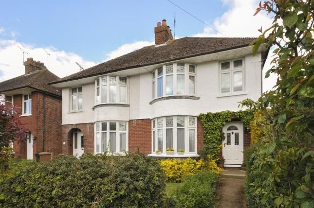 Thumbnail Semi-detached house for sale in Sprotlands Avenue, Willesborough, Ashford, Kent