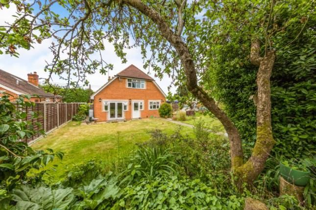 Thumbnail Detached house for sale in Yateley, Hampshire
