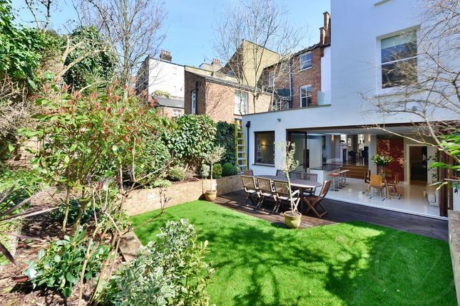 Thumbnail Terraced house for sale in Lyncroft Gardens, West Hampstead, London