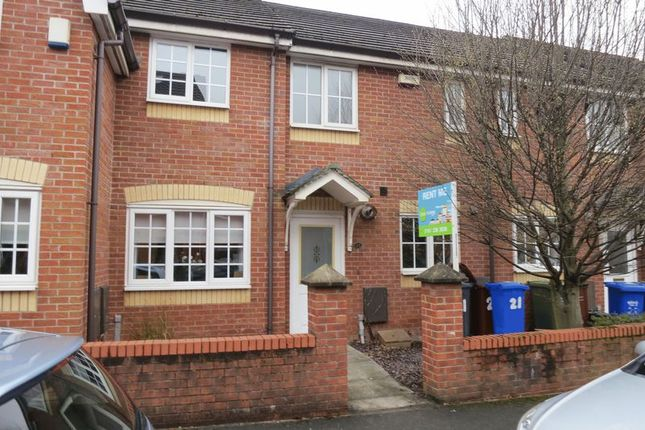 2 bed mews house to rent in Rochester Avenue, Chorlton Cum Hardy, Manchester