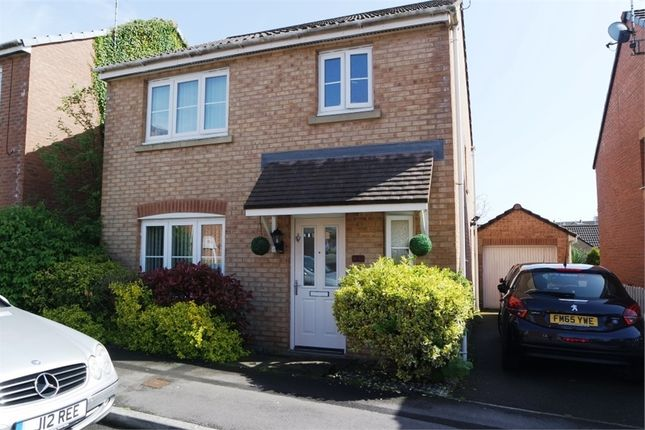 Thumbnail Detached house for sale in Angel Way, North Cornelly, Bridgend, Mid Glamorgan
