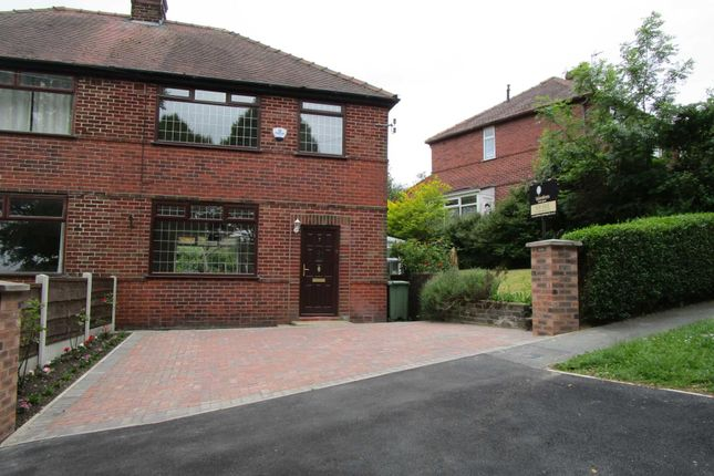Thumbnail Semi-detached house for sale in Eleanor Road, Royton, Oldham