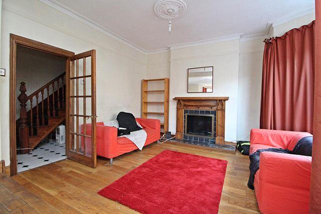 Lounge of Park Crescent, Treforest, Pontypridd, Rhondda Cynon Taff CF37