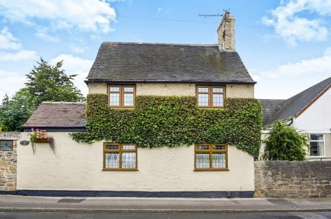 Thumbnail Detached house for sale in Church Street, Kirkby-In-Ashfield, Nottingham, Nottinghamshire