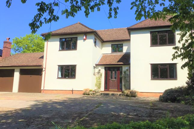 Thumbnail Detached house for sale in Rochester Road, Chatham