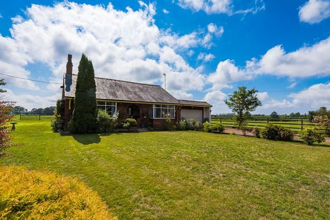 Thumbnail Detached bungalow for sale in Mere Lane, Mere Brow, Preston