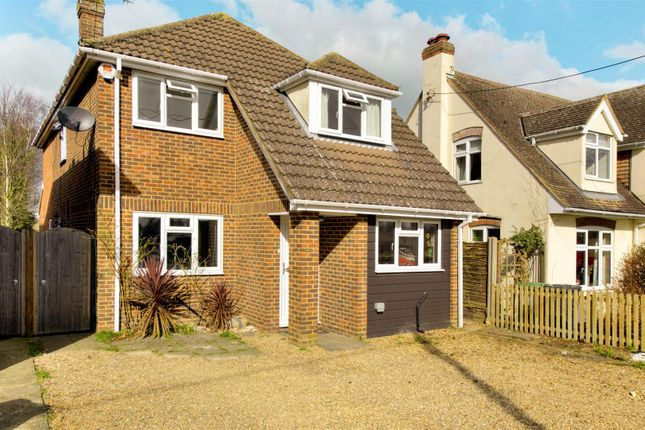 Thumbnail Detached house for sale in Newbury Lane, Silsoe, Bedford