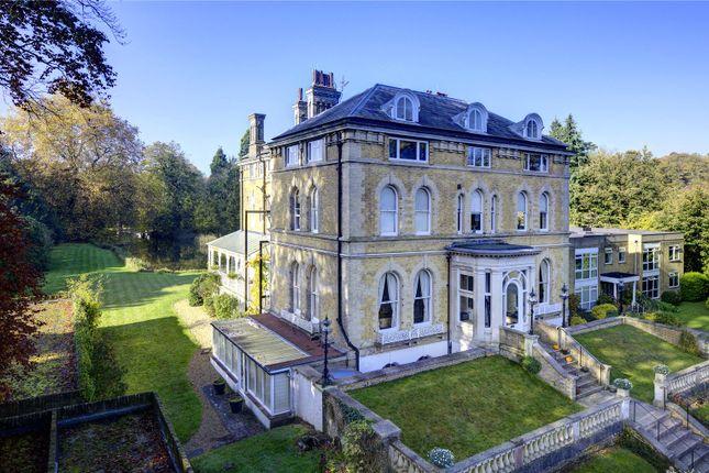 Thumbnail Flat for sale in Glen Chess, Loudwater Lane, Loudwater, Rickmansworth