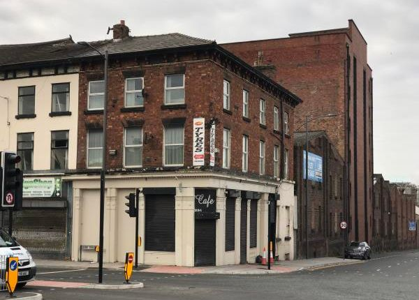 Thumbnail Commercial property for sale in 234 Derby Road, Bootle, Merseyside