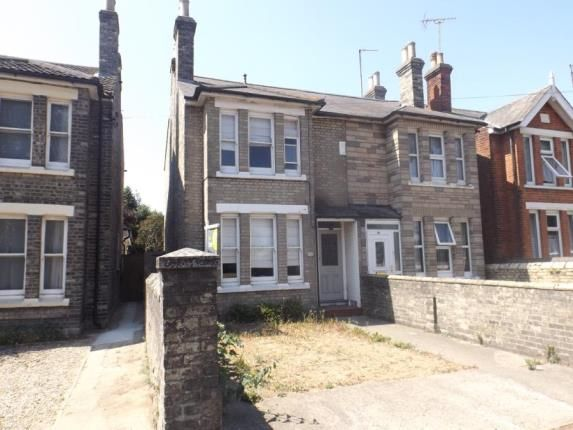 Thumbnail Semi-detached house for sale in Old Heath Road, Colchester