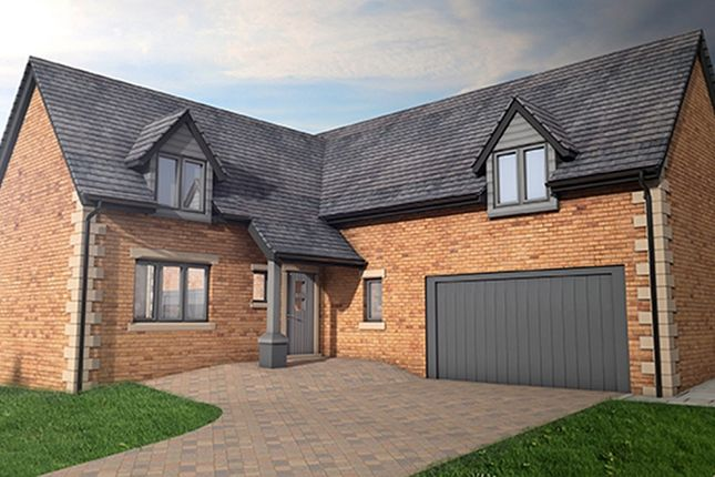 Thumbnail Detached house for sale in The Earmont, Plot 4, William's Pasture, Aglionby