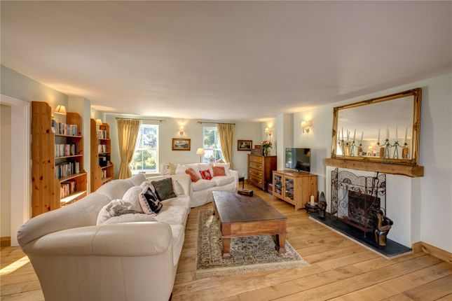 Sitting Room of Satwell, Rotherfield Greys, Henley-On-Thames, Oxfordshire RG9