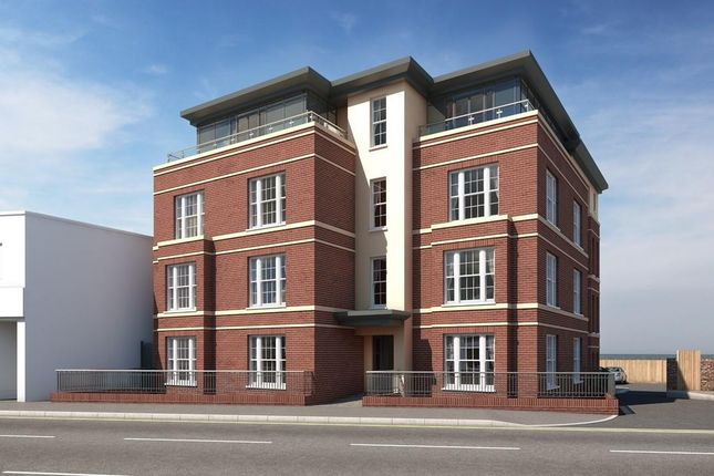 Thumbnail Flat for sale in Penthouse, Chapel Mews, Canterbury Road, Margate
