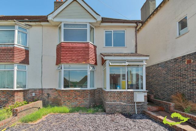 Thumbnail Shared accommodation to rent in Widdicombe Way, Brighton