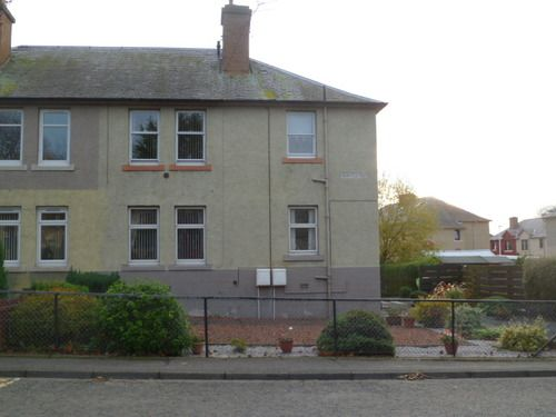Thumbnail Flat to rent in Mansfield Road, Newtongrange