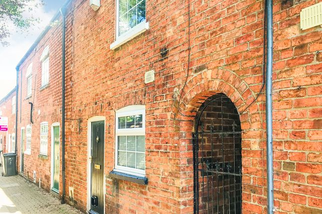 Terraced house for sale in Nags Head Passage, Sleaford