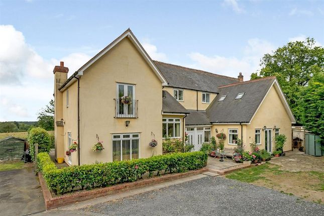 Thumbnail Detached house for sale in Catesby Lane, Lapworth, Solihull