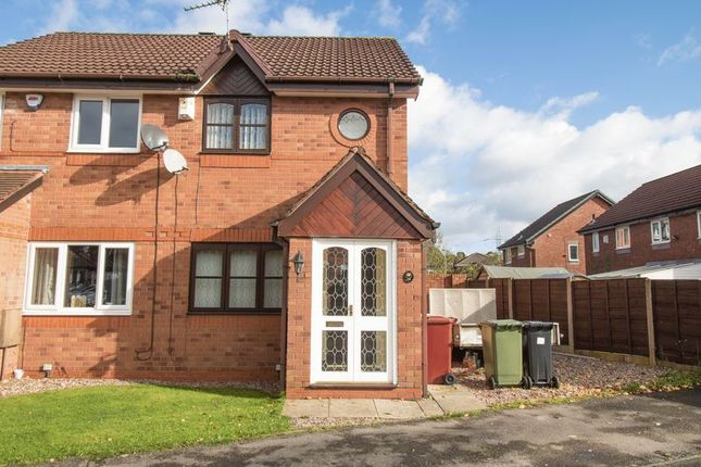 2 bed semi-detached house for sale in Greenoak, Stoneclough, Radcliffe M26