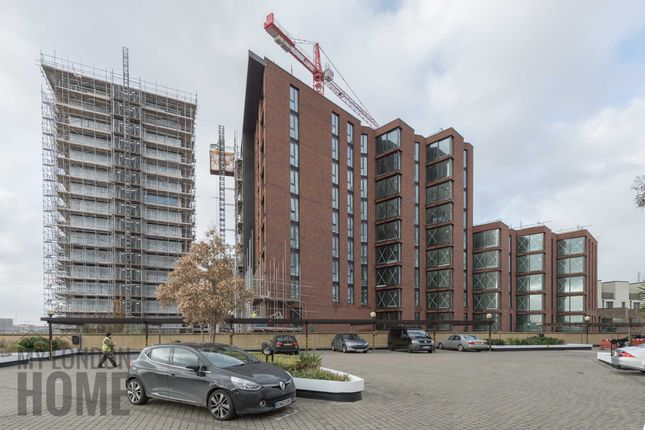 Thumbnail Flat for sale in Endeavour House, Royal Wharf, Royal Docks, London