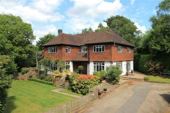 Thumbnail Detached house for sale in Wildernesse Avenue, Seal, Sevenoaks, Kent