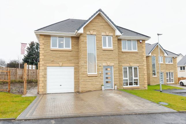 Thumbnail Property for sale in Calderside Place, Moffat Manor, Airdrie