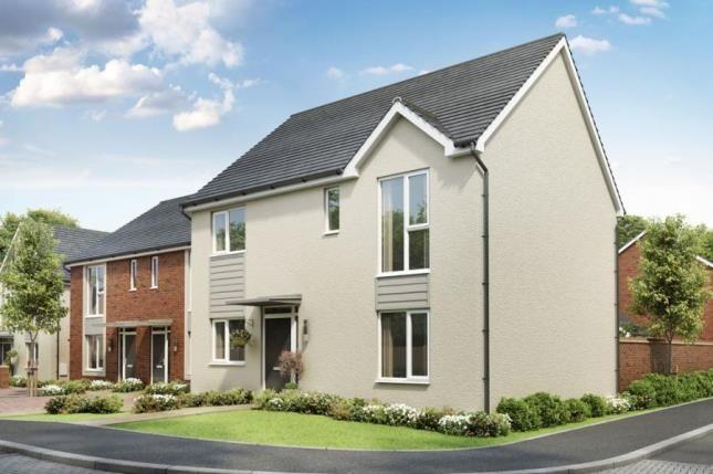 Thumbnail Detached house for sale in Weogoran Park, Whittington Road, Worcester