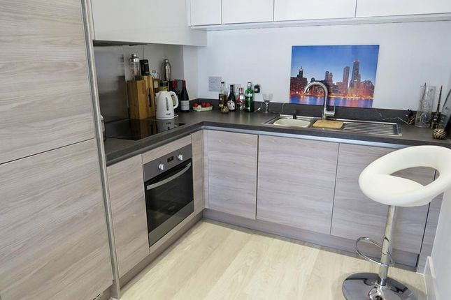 Thumbnail Flat for sale in Adams Close, Poole
