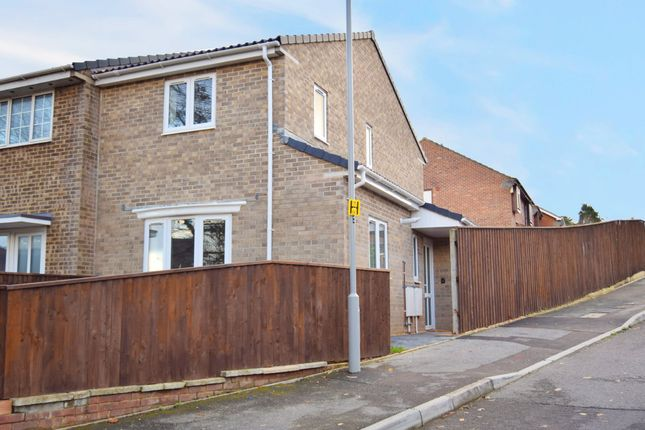 Thumbnail End terrace house for sale in Highview Gardens, Parkstone, Poole, Dorset