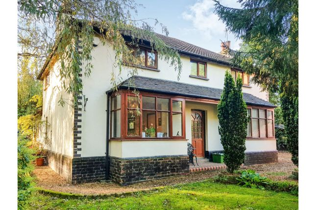 Thumbnail Detached house for sale in Pell Wall, Market Drayton