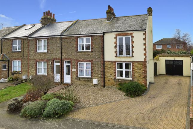 Thumbnail Terraced house for sale in Crundale Way, Broadstairs