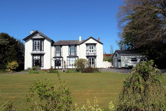 Thumbnail Semi-detached house for sale in Brynheulog, 24 Sketty Park Road, Sketty, Swansea
