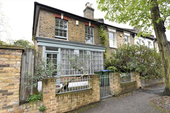 Thumbnail Terraced house to rent in Couthurst Road, London