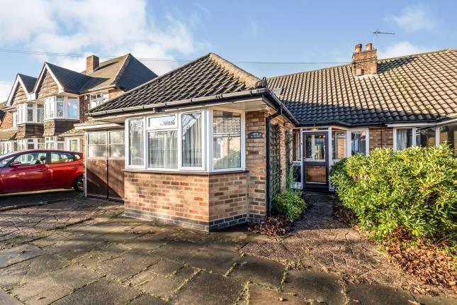 Thumbnail Bungalow for sale in Richmond Road, Solihull, West Midlands