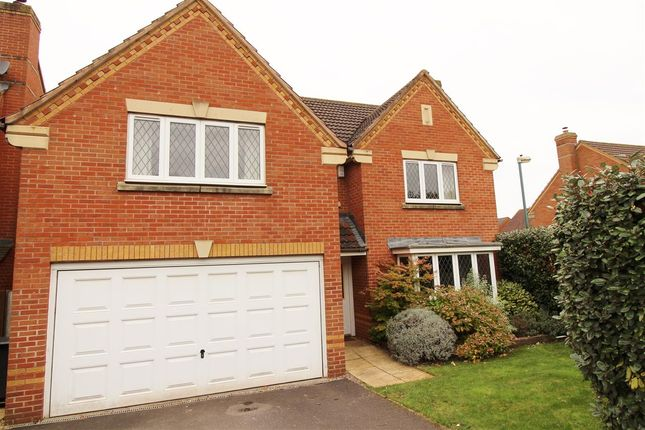 Thumbnail Detached house for sale in Johnson Road, Emersons Green, Bristol