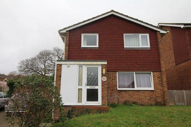 Thumbnail Detached house to rent in Kilndown Gardens, Canterbury