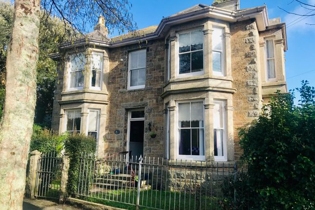 Thumbnail Detached house for sale in Trewithen Road, Penzance