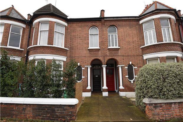 Thumbnail Maisonette for sale in Glenfield Road, London