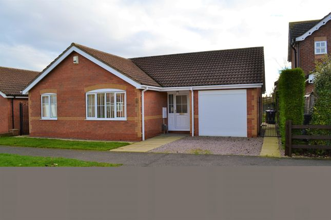 Thumbnail Detached bungalow to rent in Amos Way, Sibsey, Boston