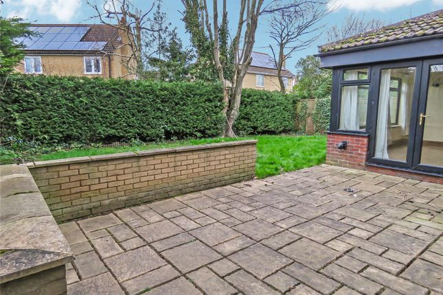 Garden of The Fairway, Bluntisham, Huntingdon, Cambridgeshire PE28