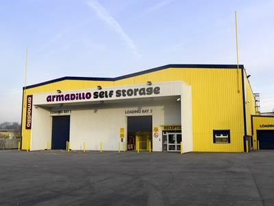 Warehouse to let in Armadillo Stoke, Victoria Works, Victoria Road, Stoke-On-Trent