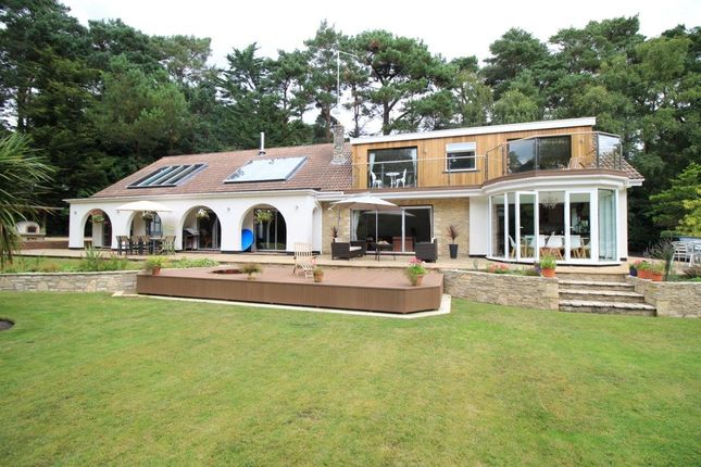 Thumbnail Property to rent in Dover Road, Branksome Park, Poole