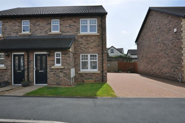 Thumbnail Semi-detached house for sale in 3 Birkbeck Gardens, Kirkby Stephen, Cumbria