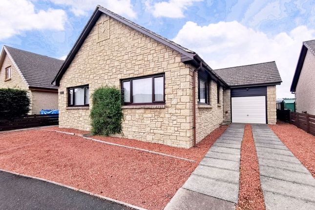 Thumbnail Detached bungalow for sale in Hazel Cottages, Otterburn, Newcastle Upon Tyne